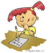 Create fantastic writing ideas!