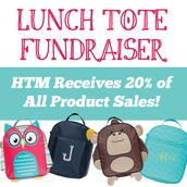 Lunch Tote Fundraiser
