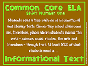 CCSS ELA PD Homework :-)