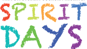 STAAR Spirit Days: May 2-6