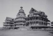 1890's Hotel on the beach