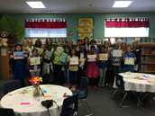 5th Grade Girls' Luncheons