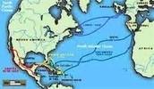 Juan Ponce De Leon's Route