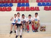 Participação no II Torneio de Futsal do Projeto Trampolim E5G (Coimbra)