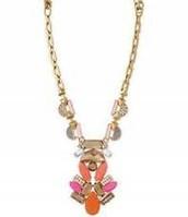 Pop Goe Pendant Necklace
