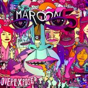 """Album """"Overexposed"""""""