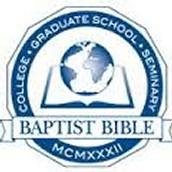 #3 Baptist Bible College