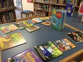 READO Book Displays!