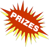 Win prizes!