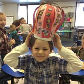 Crowning students 100 days smarter!