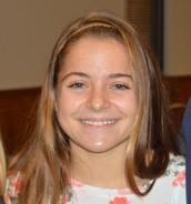 Camille Fournier, 8th Grader