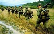 U.S. Soldiers in Vietnam