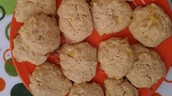 Drop cookie~ Soft pineapple cookie