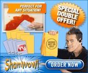 ShamWOW!'s for sale!