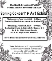 Spring Concert and Art Exhibition