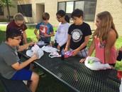 6th Grade Tie-Dye Celebration