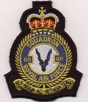 Royal Air Force  Squadron 60