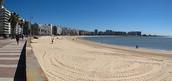 Pacitos Beach