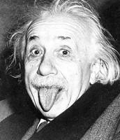 Crazy Alfred Einstein