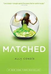 Matched Series by Ally Condie