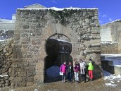 The Emirate Gate Wate And The Walls