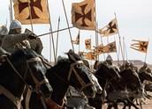 אבירים בקרב