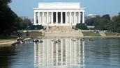 Lincoln Memorial pic 2