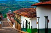 Tierra Caliente Houses