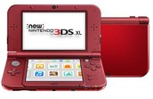 Nintendo's New 3DSXL