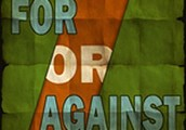 For or Against?