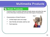 Creating Multimedia Products