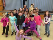 Class with the Skeleton!