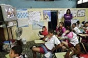 What are the classrooms like in Cuba?