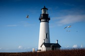 Information on lighthouses