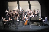 Weaver Chorale performing Faure's Requiem