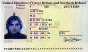 Cyborg passport