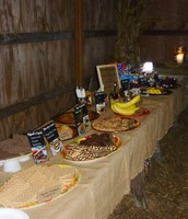 Outrageous S'mores Buffet