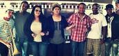 Grupo Mistura pronta e amigos...