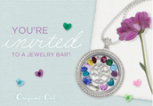 Welcome to Stephanie's Origami Owl Jewelry Bar
