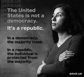 US is NOT a democracy