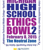 National High School Ethics Bowl Annual Competition!