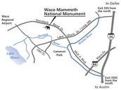 Waco Mammoth National Park