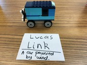 Lego MakerSpace vehicle