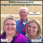 Elementary Digital Learning Team