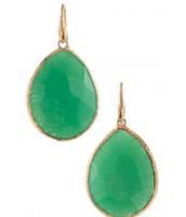 Serenity Stone Drops Green