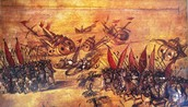 Invasion on the Aztecs