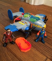 Imaginext Airplane