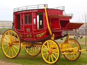 New stagecoach