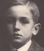 Walt when he was a kid