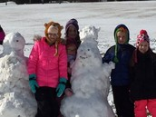 Yes!  We want to build a snowman!